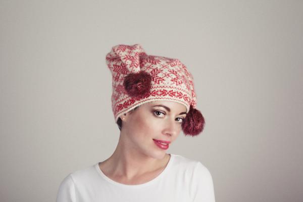 Harlekin-Mütze